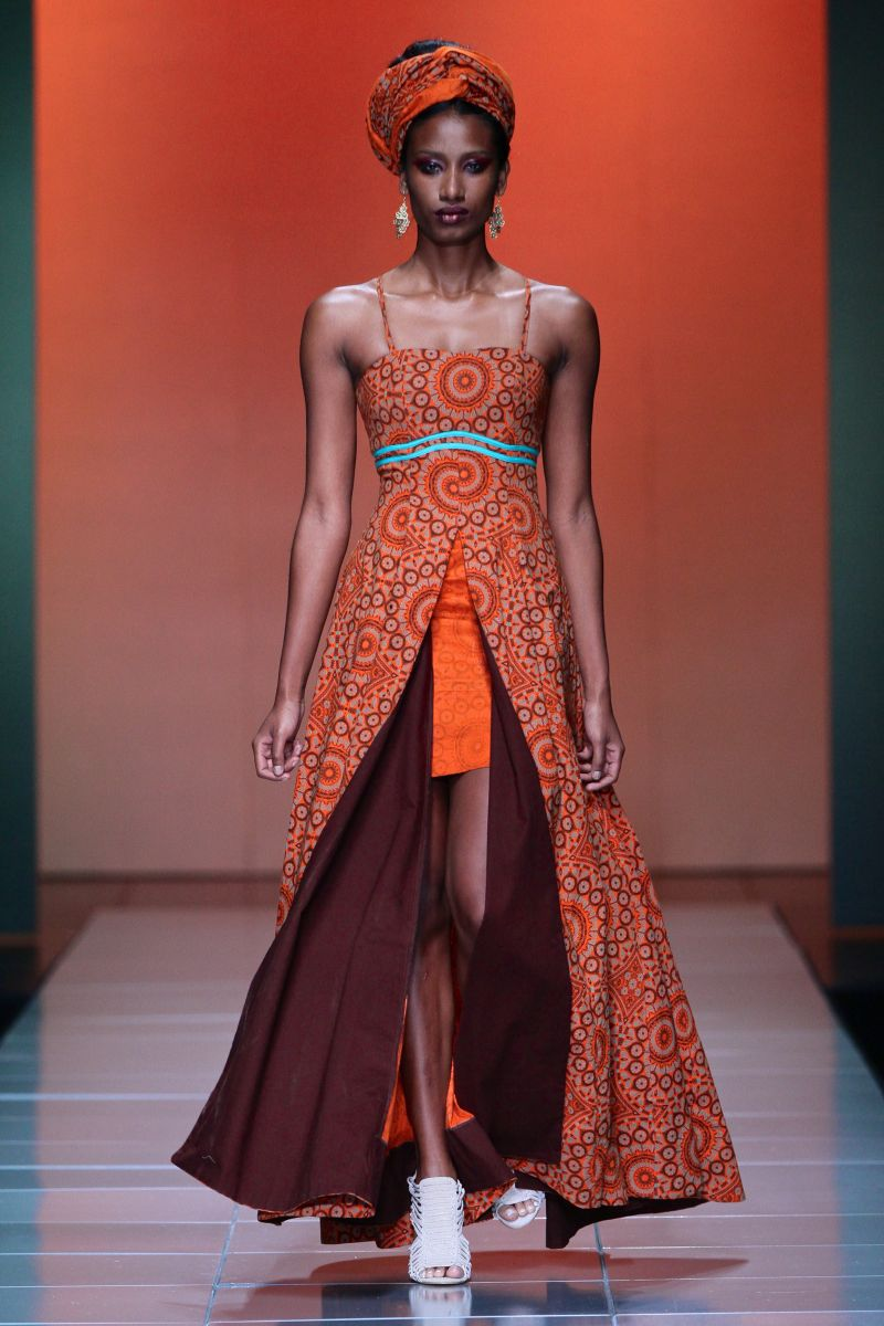 African Fashion Week Nc: Mercedes Benz Fashion Week Africa 2014