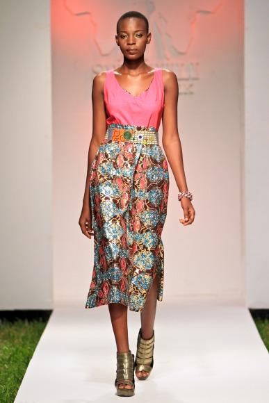 Mkomanile Craft swahili fashion week 2014 fashionghana african fashion (2)