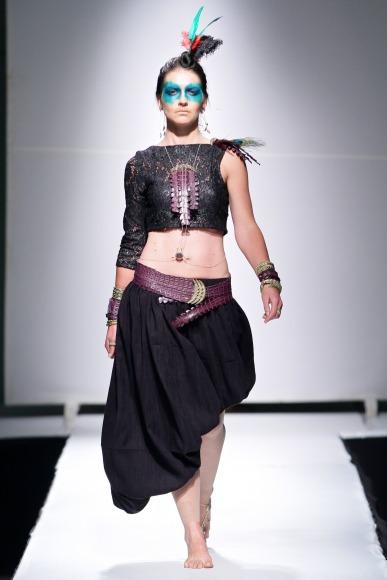 Ndau Collection  Zimbabwe Fashion Week 2013 (4)
