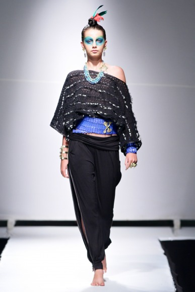 Ndau Collection  Zimbabwe Fashion Week 2013 (6)