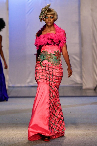 Okapi de la Mode kinsasha Fashion week fashionghana (2)