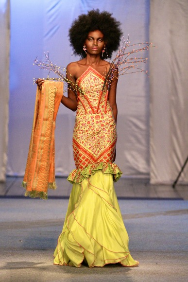 Okapi de la Mode kinsasha Fashion week fashionghana (3)