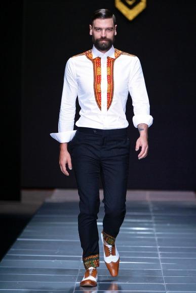 Sheria Ngowi mercedes benz fashion week africa 2013 fashionghana (1)