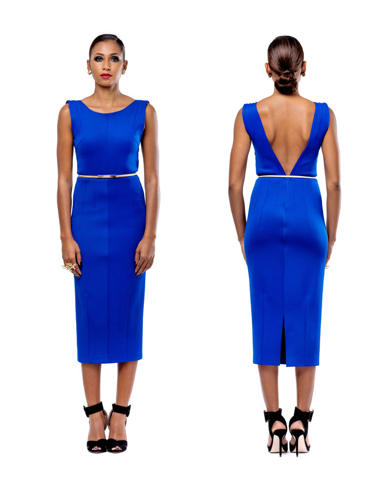 what color shoes match with royal blue dress style guru