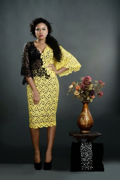 Trish O Couture Presents Femme Fatale Collection Nigeria 100 African Fashion