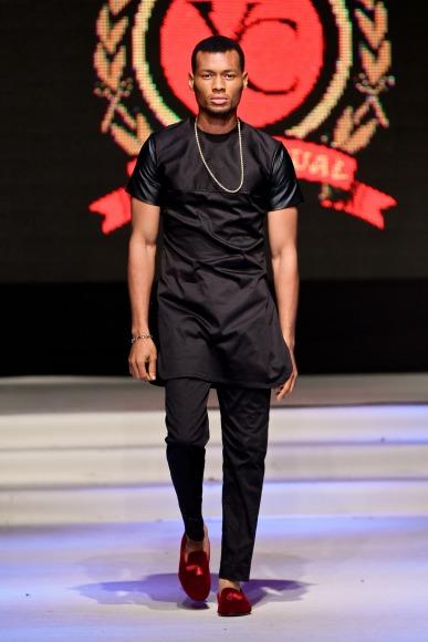 Yomi Casual Port Harcourt Fashion Week 2014 african fashion Nigeria fashionghana (3)