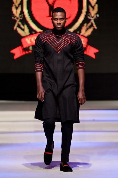 Yomi Casual Port Harcourt Fashion Week 2014 Nigeria Day 2 100 African