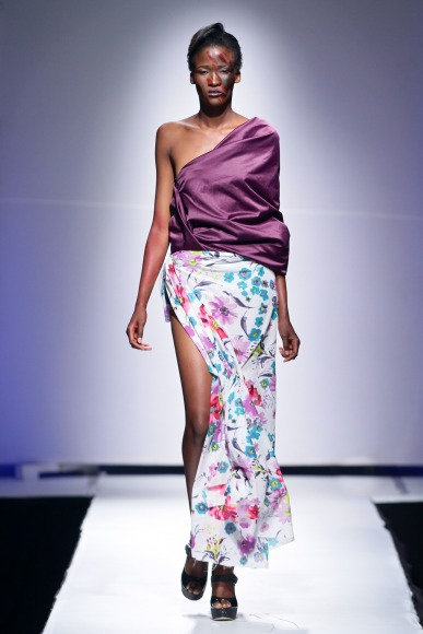 Znzorzi Adby  Zimbabwe Fashion Week 2013 (1)
