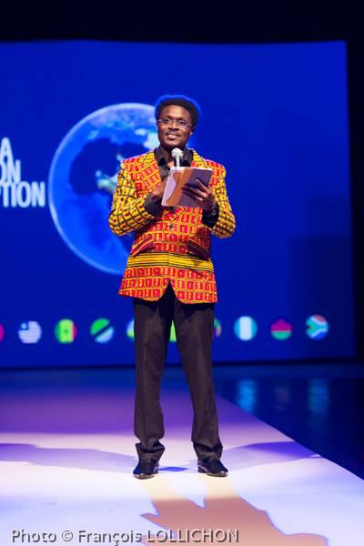 Lexy Mojo, Founder of African Fashion Reception