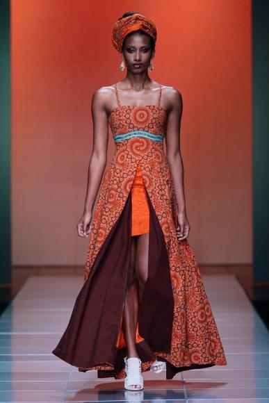 bongiwe walaza mercedes benz fashion week africa 2013 fashionghana african fashion (1)