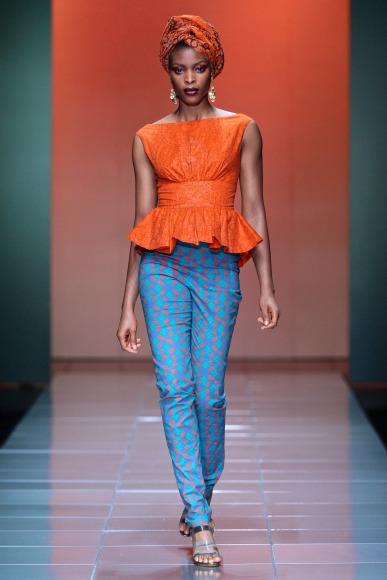 bongiwe walaza mercedes benz fashion week africa 2013 fashionghana african fashion (5)