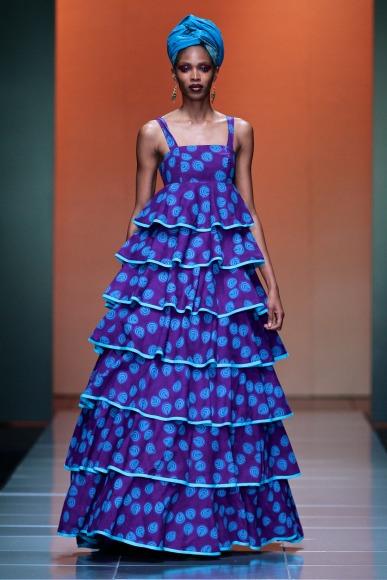bongiwe walaza mercedes benz fashion week africa 2013 fashionghana african fashion (7)