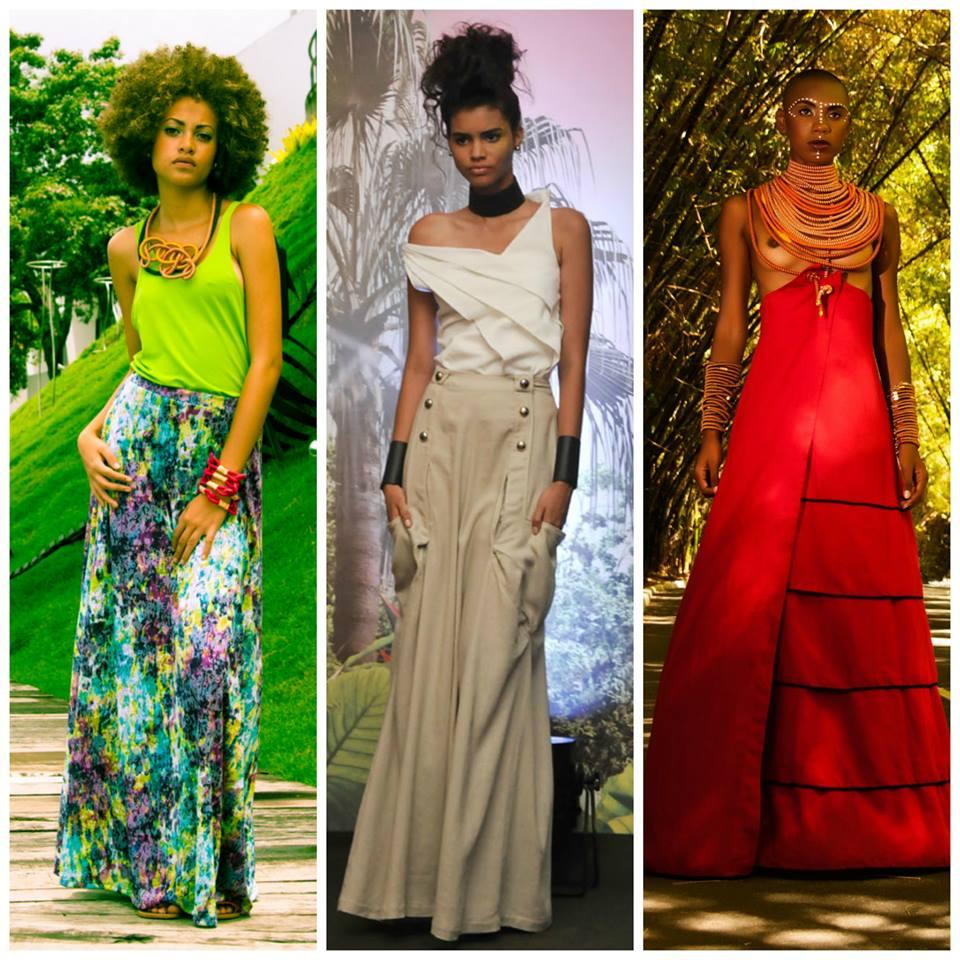 Adama Paris Back In Senegal For Dakar Fashion Week 2013