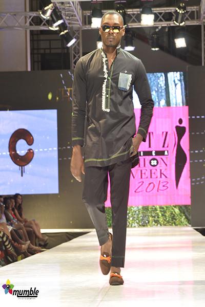 chocolate clothing glitz africa fashion week 2013 fashionghana african fashion (9)