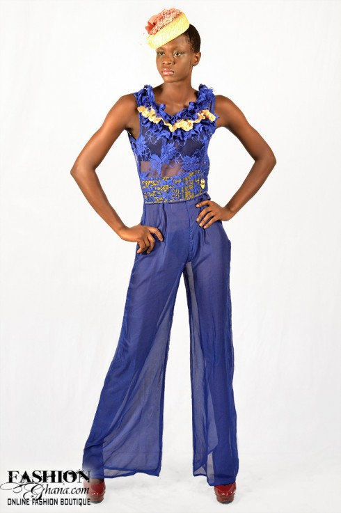 Jump suit by Zinzi