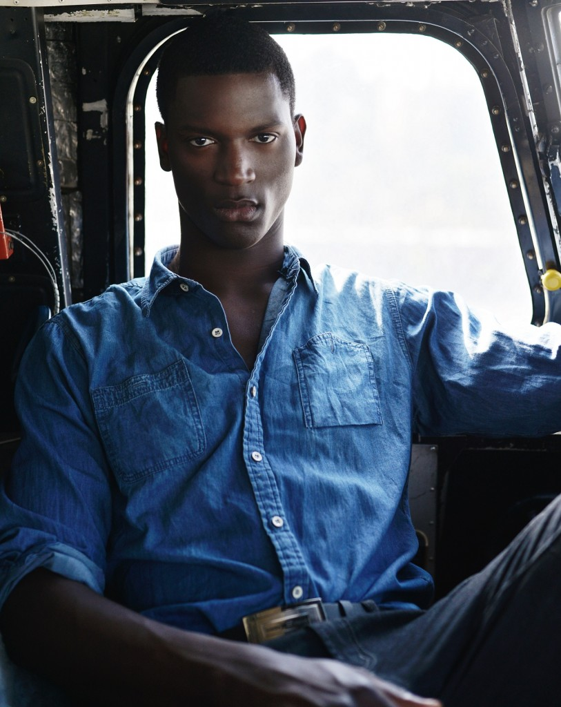 Hot Male Model Scheduled To Rip The South Africa Menswear