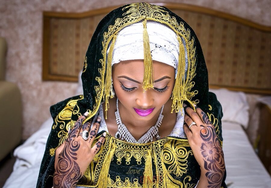 African Bridal Outfits Hausa Style See Beautiful
