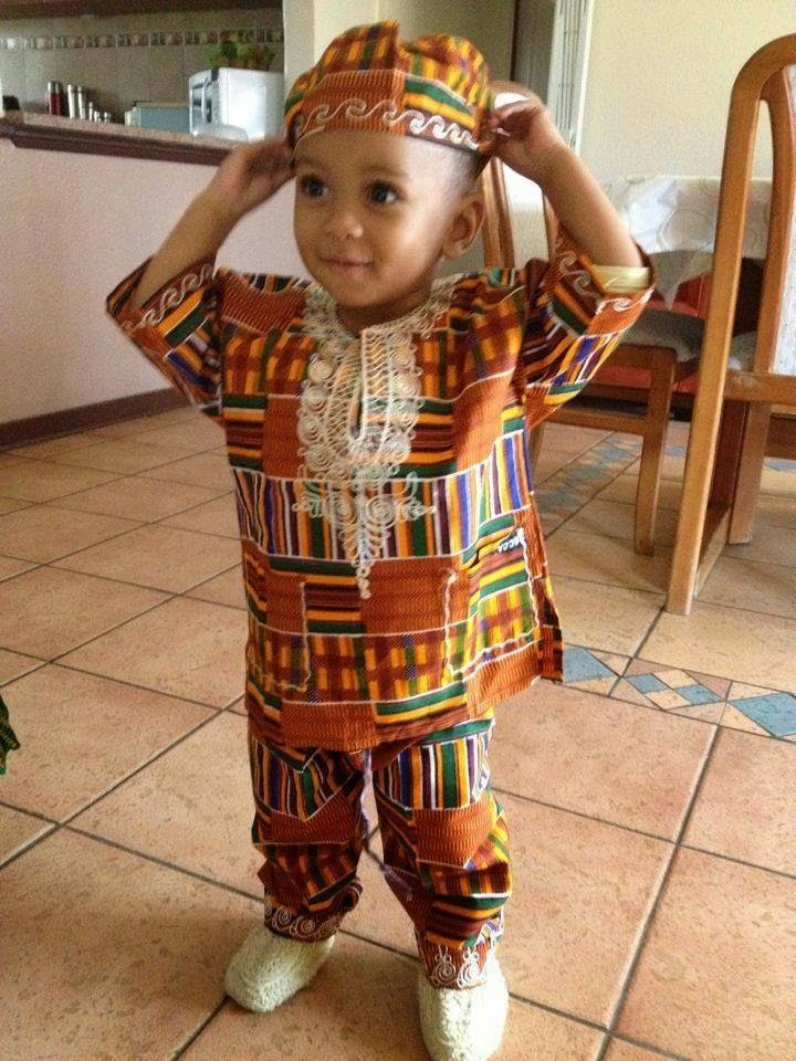 Some African baby clothes are made special for special babies who are born premature. Handmade children's clothing with an ethnic bent is a good design of baby clothes and .