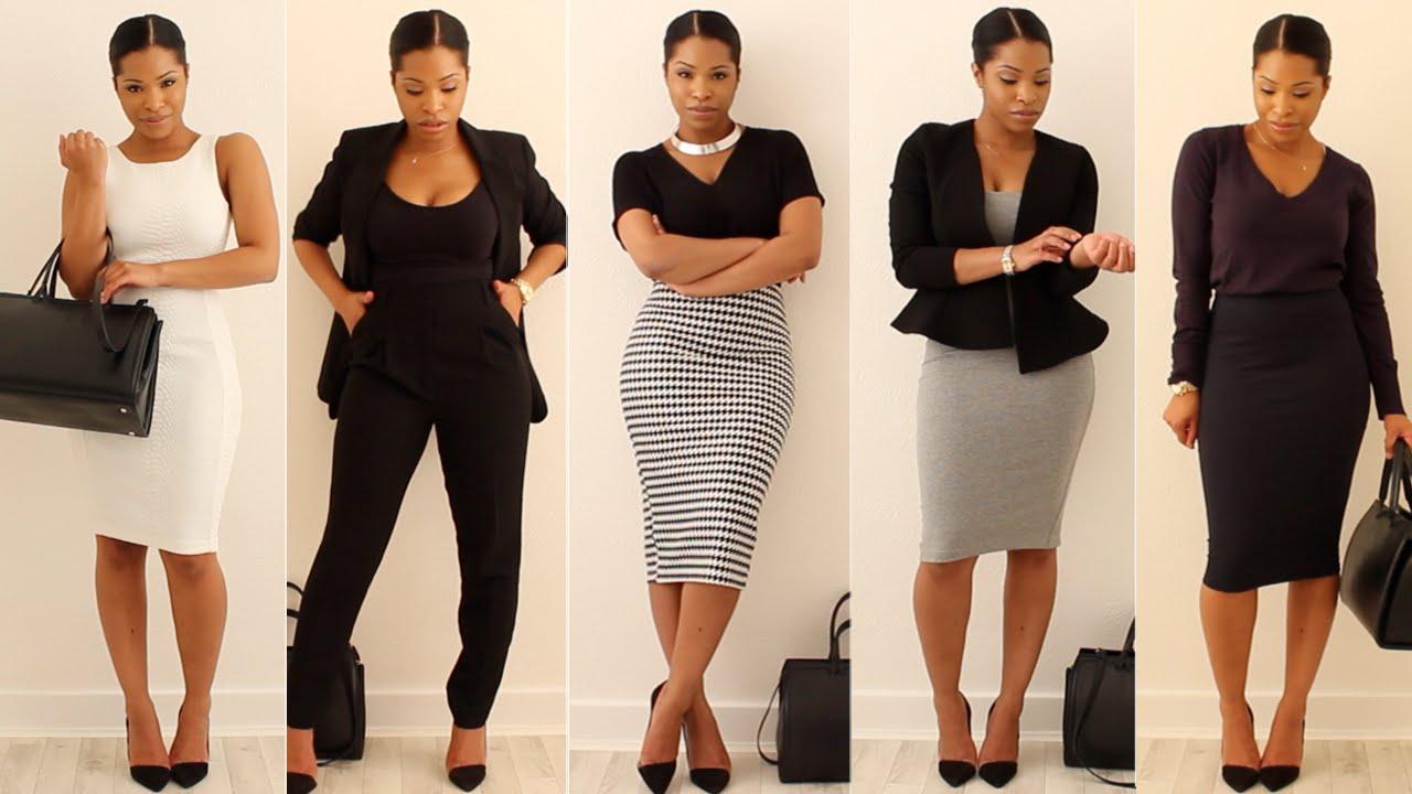 8a2202b9917 Dressing 9 to 5- Stylish Things To Wear To Work – FashionGHANA.com ...