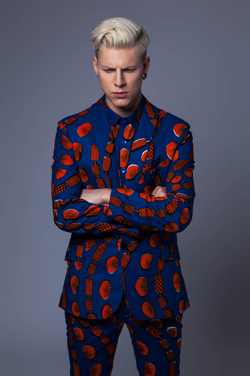 Ohema Ohene Presents Her Ss16 Menswear Collection Enter The Gentleman 100