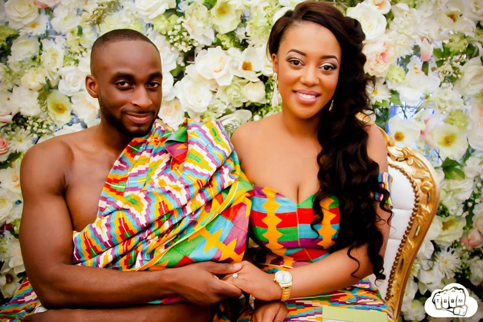 Traditional Ghanaian Wedding 9