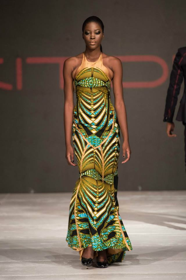 Cameroon Fashion Dresses