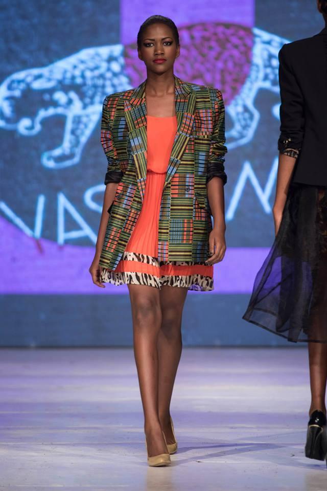 Yasika Mode Kinshasa Fashion Week 2015 Congo