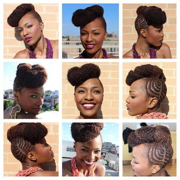 afro natural hair braids cane rolls (41)