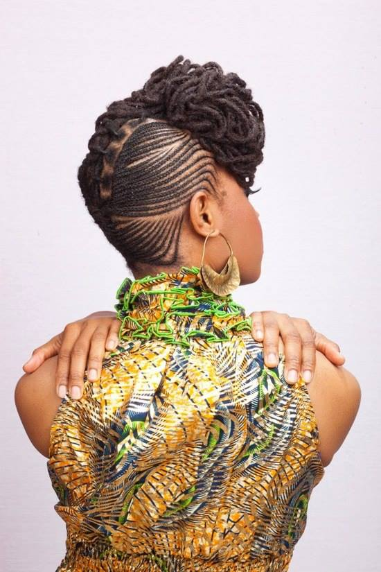 afro natural hair braids cane rolls (51)