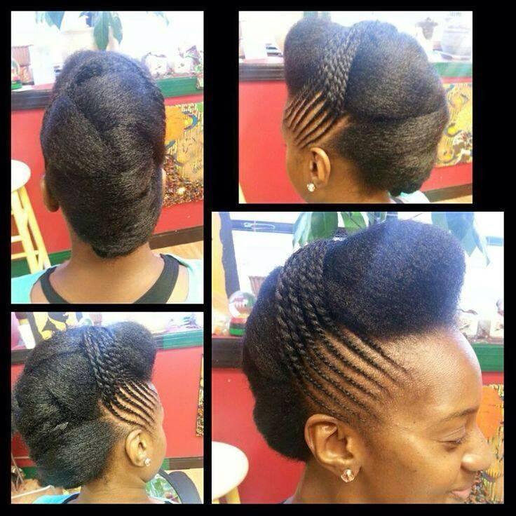 afro natural hair braids cane rolls (54)
