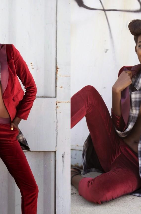 Adau Mornyang models south african models fashionghana african models african fashion (1)