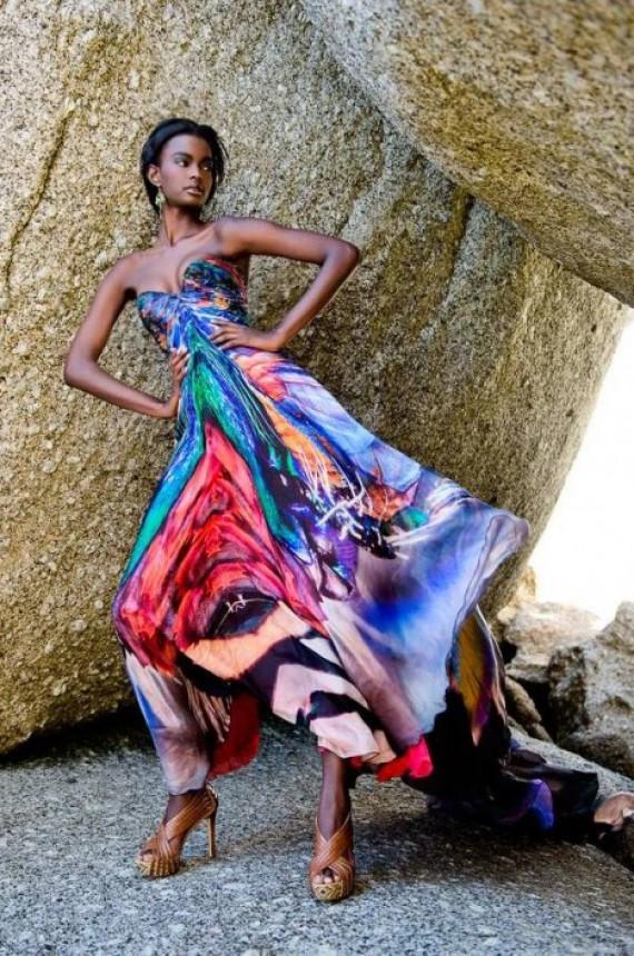 Adau Mornyang models south african models fashionghana african models african fashion (10)