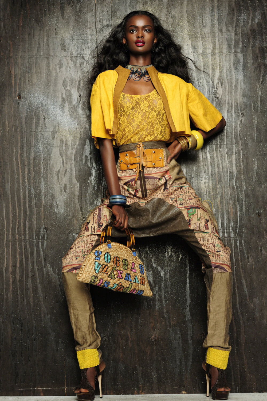 Adau Mornyang @ Base | FashionGHANA.com: 100% African Fashion