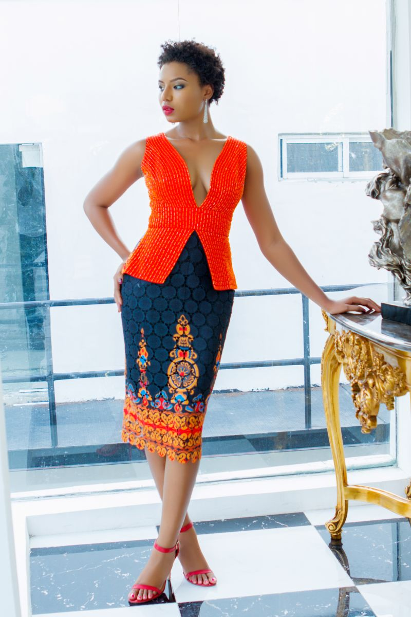 Nigeria S Trish O Couture Releases Their 2015 Ready To Wear Collection 100