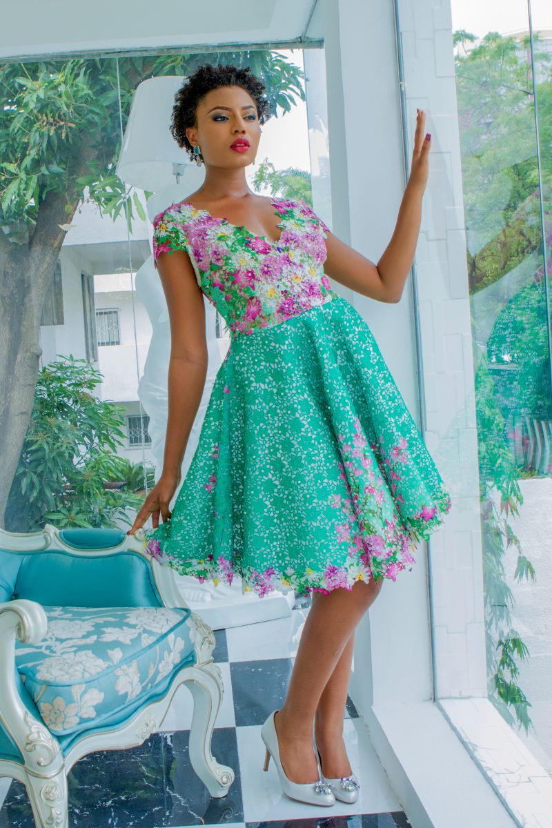 Nigeria\'s Trish O Couture Releases Their 2015 Ready To Wear ...