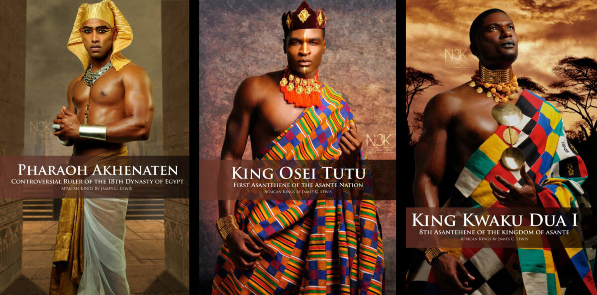 famous african kings