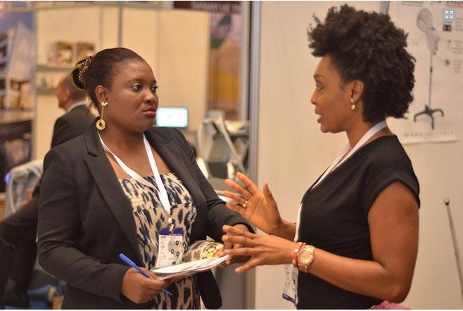 Beauty Africa Exhibition & Conference 2015 (1)