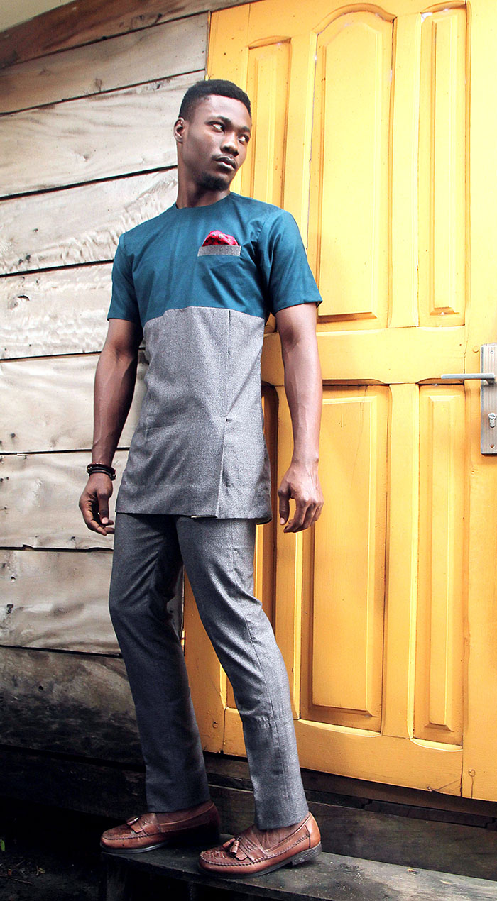 New Nigerian Label Kamsi Tcharles Presents The Okpara Collection 100