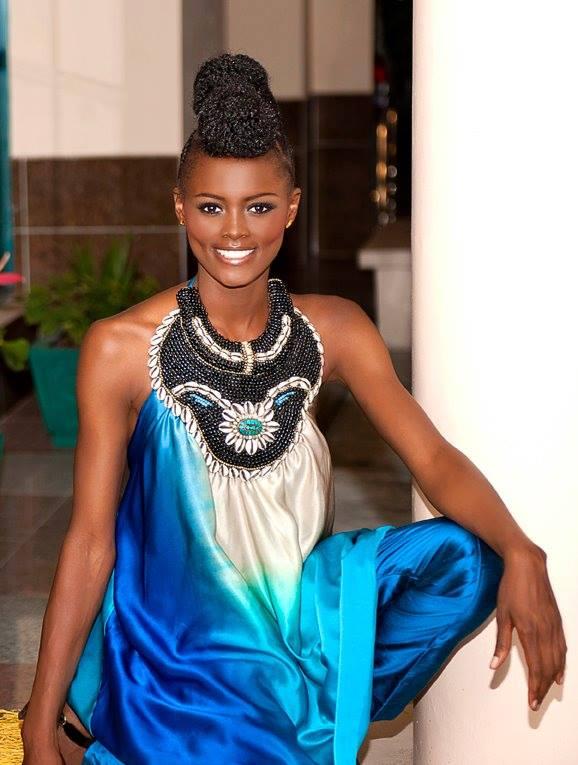 Ghana Fashion Model