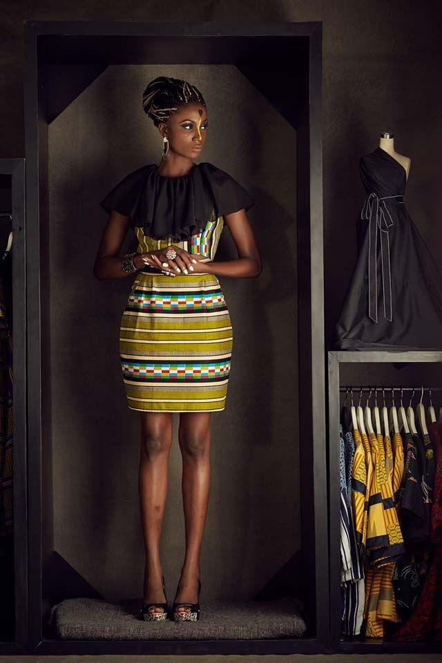 New Nigeria Fashion Label Iconola Presents Its Beautiful Icon Campaign For 2015 Fashionghana