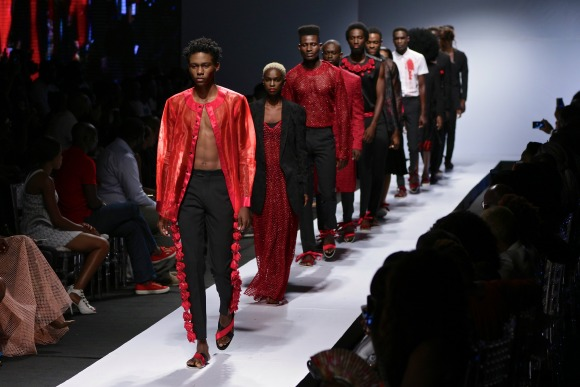 T.I. Nathan lagos fashion and design week 2015 fashionghana african fashion (20)