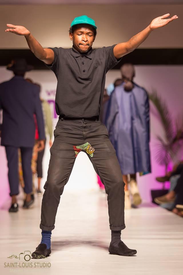 Dope  Andile Cele mozambique fashion week 2015 (18)