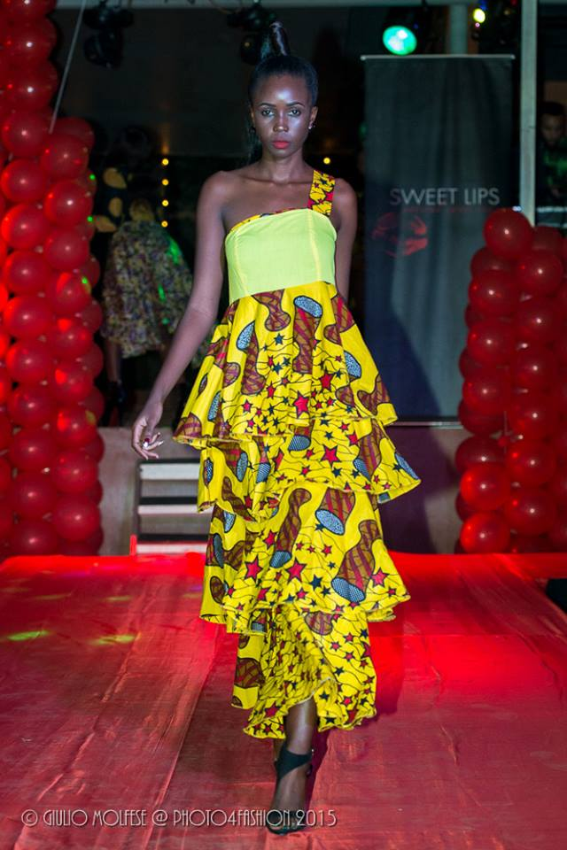 See Pics From Uganda S Genesis Fashion Show Featuring Momo Martha Jobe Eye B Beryl Couture