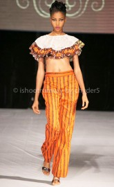 Priority Closet, Empire Designs, Emy Tucker & O' Saunders @ Africa International Fashion Week 2015