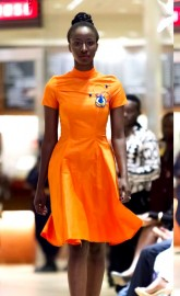 Kogo Wear & Omina Otsieno @ Nairobi Fashion Week 2015, Kenya