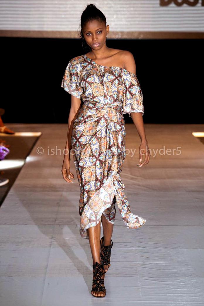 See Nigeria's 13yr Old Designer Vicnate Designs & Neopele
