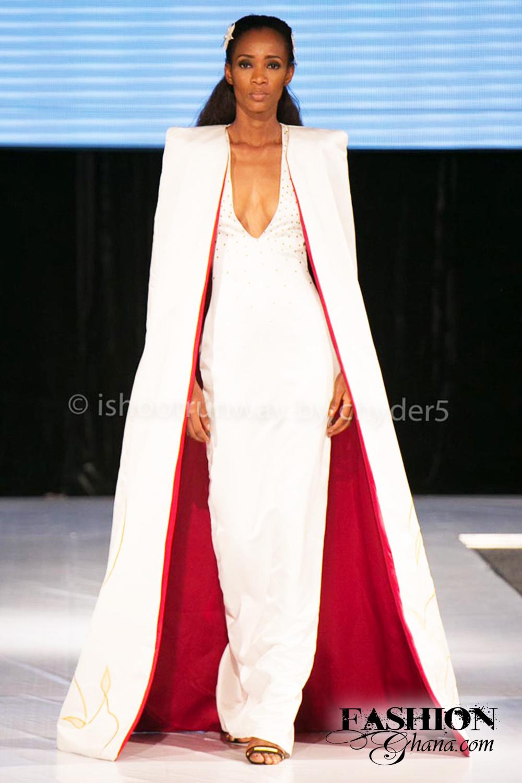 Cloak Design Dress