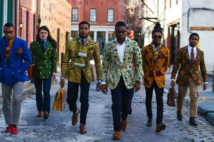 5 Men S Style Tips For The Year 100 African Fashion