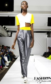 Ghana British Designer Zelia Vanderpuije Launches Her Clothing Line With Star Studded Audience