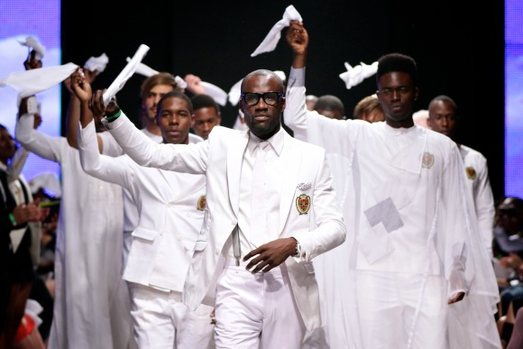 Abrantie The Gentleman South Africa Menswear Week aw 2016  (1)
